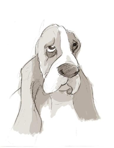 Concept Art_Boy & Dog 5