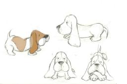 Concept Art_Boy & Dog 9